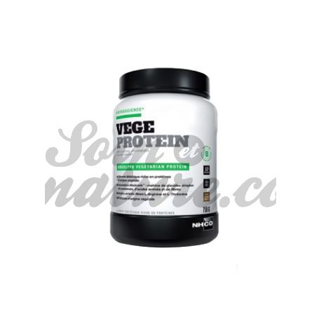 NHCO VEGE PROTEIN 750G CHOCOLADE