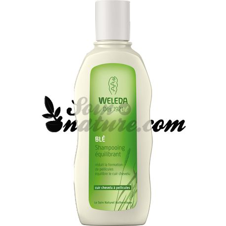 BALANCING SHAMPOO WHEAT WELEDA 190ml