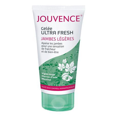 JOUVENCE ABBE SOURY JELLY ULTRA FRESH LEGS 150 ML