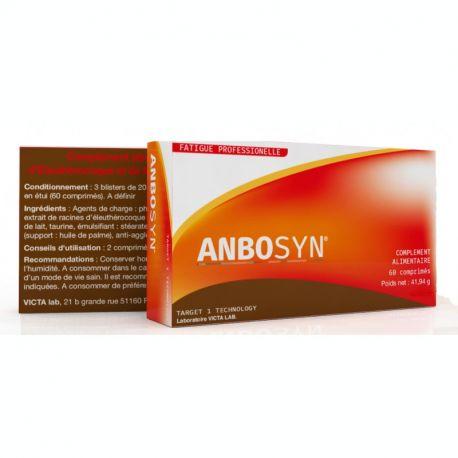 ANBOSYN vermoeidheid professionele Burn out 60 tabletten