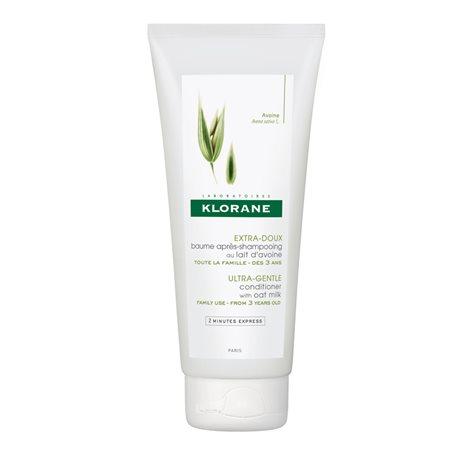 Klorane Baume aprés shampooing au Lait d'Avoine 200ml