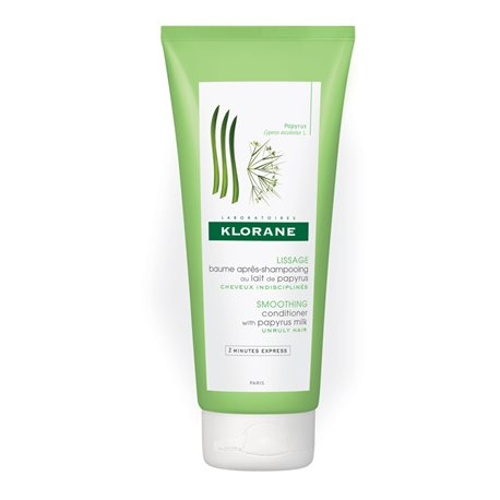 KLORANE balm after shampooing with Papyrus Milk 150ml tube