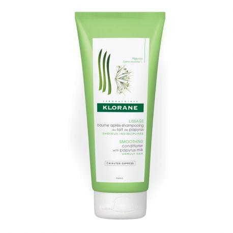 KLORANE Balsam nach der Haarwäsche mit Papyrus Milk 150 ml Tube