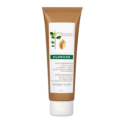 KLORANE hair cream of Date Palm Desert 125ML