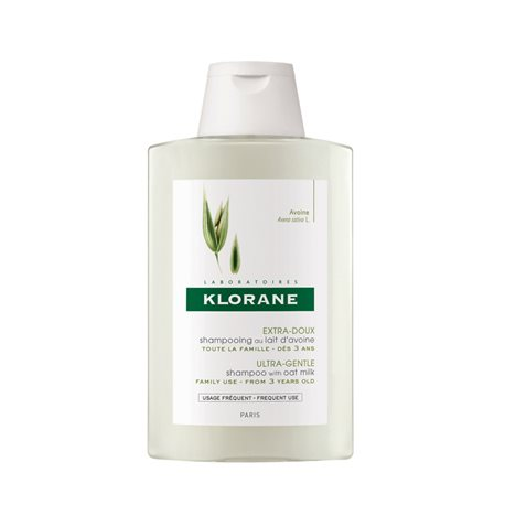KLORANE shampoo haver melkfles 200ML