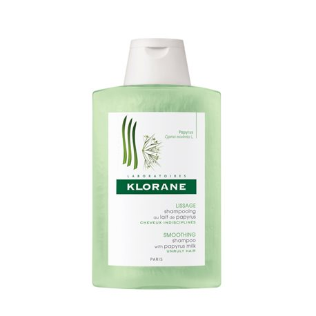 KLORANE Xampú amb l'ampolla de llet de papir 200ML