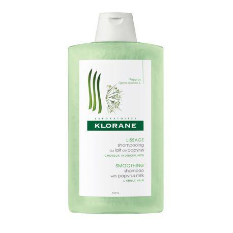 KLORANE Shampoo met Papyrus Milk 400ML fles