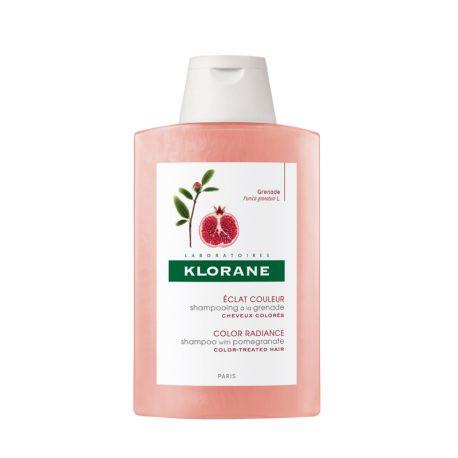 KLORANE Shampoo omgaan granaat 200ML