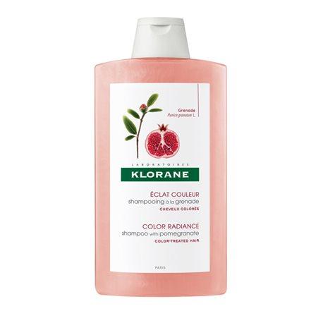 KLORANE shampooing traitant à la grenade 400ML