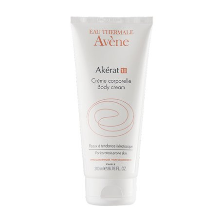 AVENE 10 Akérat lichaam Skin Cream 200ML keratosic