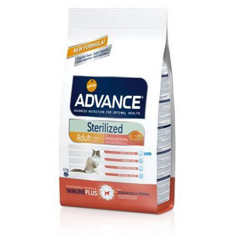 ADVANCE CHAT SALMON esterilizado SAC 1,5 kg
