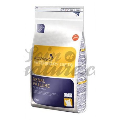 ADVANCE RENAL BOLSA FALLA CHAT DIETA 1,5 kg