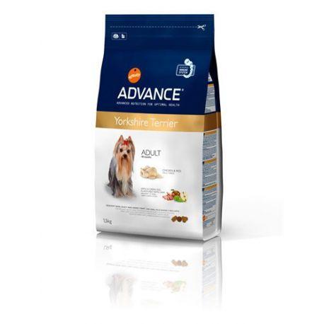 ADVANCE DOG CHIEN YORKSHIRE TERRIER sac 1,5kg
