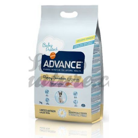 ADVANCE dog puppy GEVOELIGE BAG 3 KG