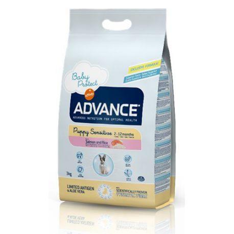 ADVANCE-Hundewelpen-SENSITIVE BAG 3 KG