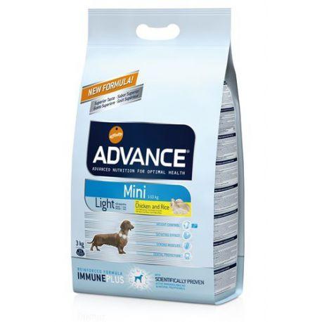 ADVANCE DOG MINI LIGHT BAG 3 KG