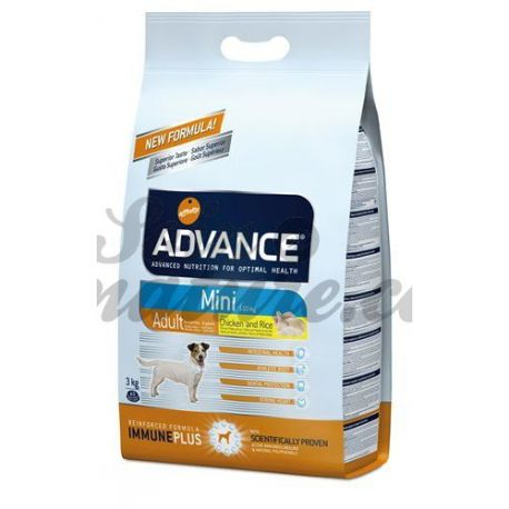 ADVANCE ADULT MINI DOG BAG 3 KG