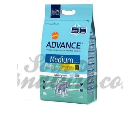 ADVANCE DOG CHIEN MEDIUM PUPPY PROTECT sac 3 kg