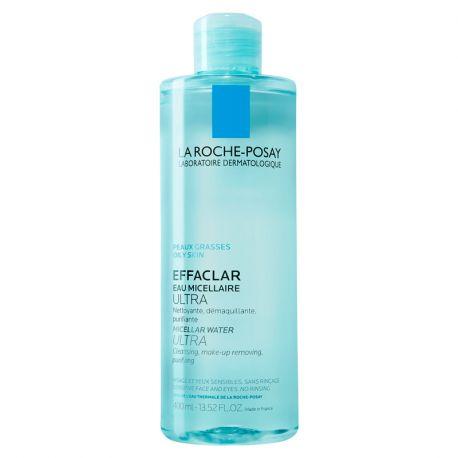 La Roche-Posay EFFACLAR Micellar 400ML de purificação de água