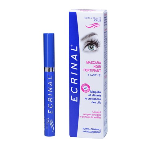RAFFORZARE Black mascara ECRINAL Un PNA 2+ 7ML