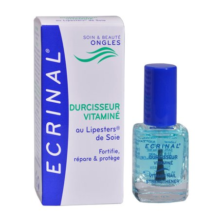 ECRINAL VITAMIN NAIL HARDENER 10ML