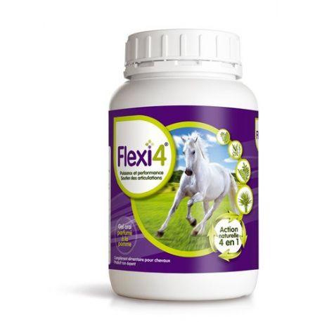 FLEXI 4 JOINTS HORSES zoetis orale gel 1kg