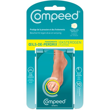 COMPEED Eyes PARTRIDGE BOX 10