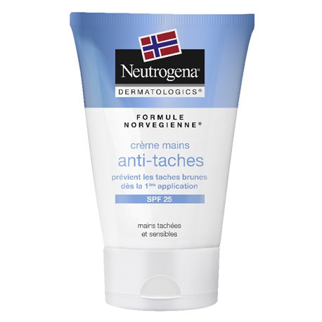 NEUTROGENA MANI CREMA ANTI-AGE 75ML IP25