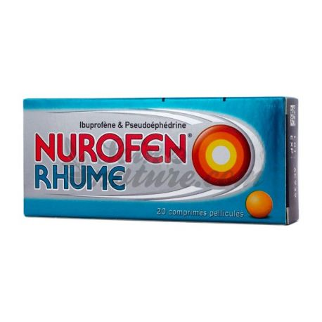 NUROFEN COLD TABLETS 20