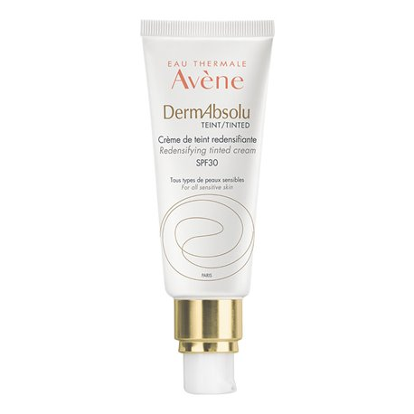 Sérénage unifying AVENE CREAM NUTRI-uniformizer REDENSIFIANTE 40ML