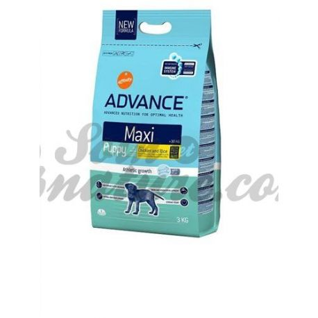 ADVANCE DOG CHIEN MAXI PUPPY PROTECT sac 3 kg