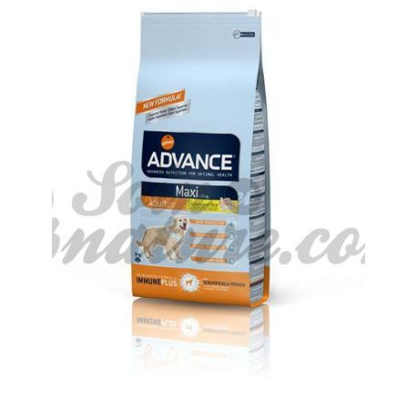 ADVANCE MAXI ADULT DOG BAG 14 KG