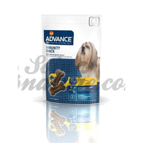 ADVANCE CHIEN IMMUNITY SNACK SAC DE 150G