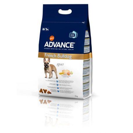 ADVANCE DOG DOG Franse bulldog Franse bulldog 3 kg zak
