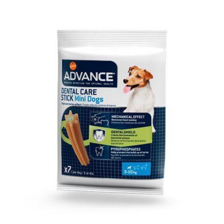 ADVANCE DOG DOG DENTAL CARE STICK MINI box 7 Stick 13 g