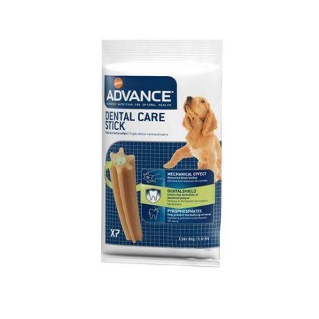 ADVANCE DOG DOG MONDZORG STOK Doos van 7 sticks van 25 g