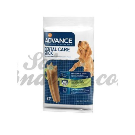 ADVANCE GOS GOS DENTAL STICK Caixa de 7 pals de 25 g