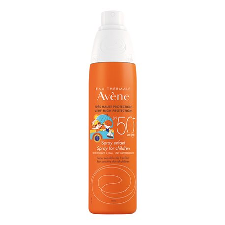 AVENE SOLAR SPRAY 50+ KINDER 200ML