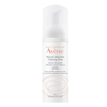 AVENE MOUSSE NETTOYANTE MATIFIANTE 150ML
