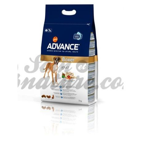ADVANCE BOXER DOG DOG 3 kg bag
