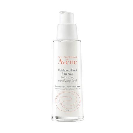 AVENE FLUID Matifying Sahneflasche 50ML
