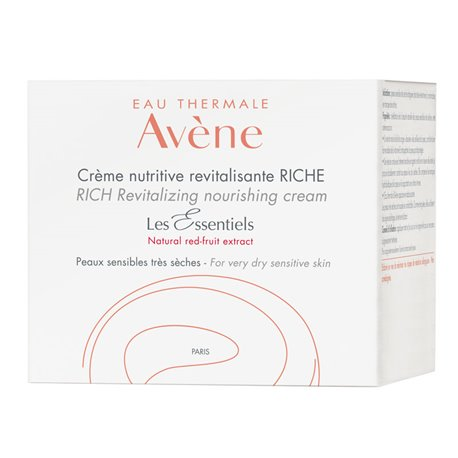 AVENE RICH COMPENSATING CREAM SENSITIVE SKIN 50ML