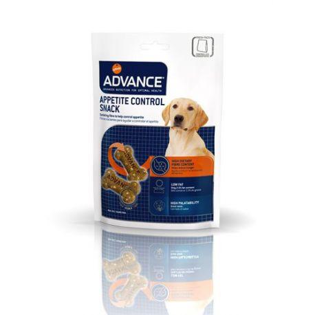Appetit zu kontrollieren ADVANCE DOG Snack-Beutel 150G