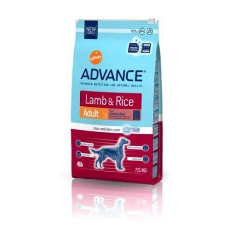 ADVANCE DOG LAMB RICE BAG 3 KG