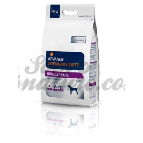 ADVANCE Veterinary Diets articulaire CARE DOG DOG 3 kg zak