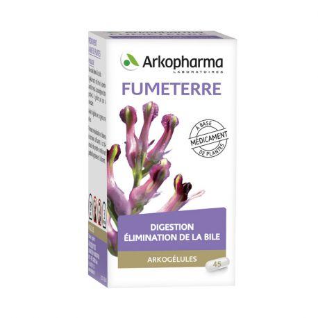 Arkogélules Fumeterre 220 mg ARKOPHARMA