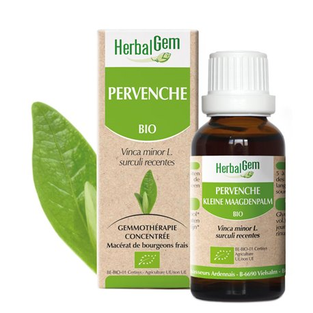 PERVENCHE bud glycerine macerate BIO 30ml HERBALGEM