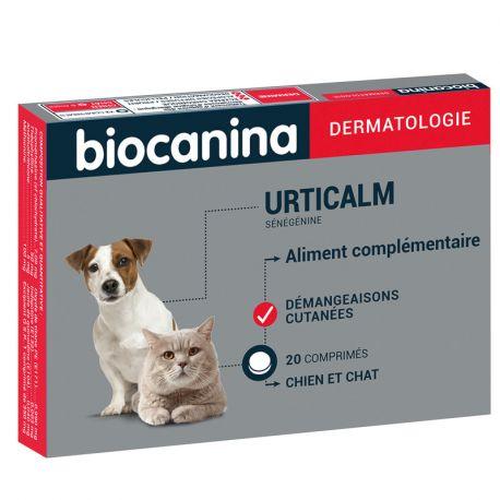 Urticalm Biocanina 20 Tablets