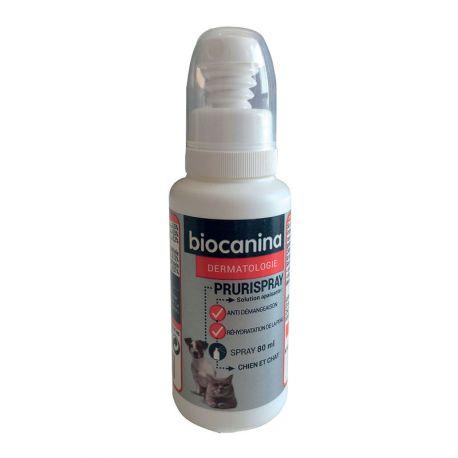 Prurispray Biocanina Solución Calmante 80ML