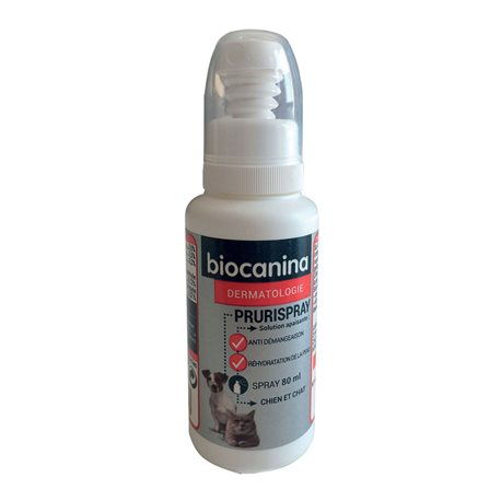 Prurispray Biocanina Solution Kalmerende 80ml